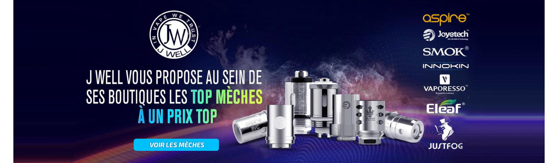 mèches multi marques